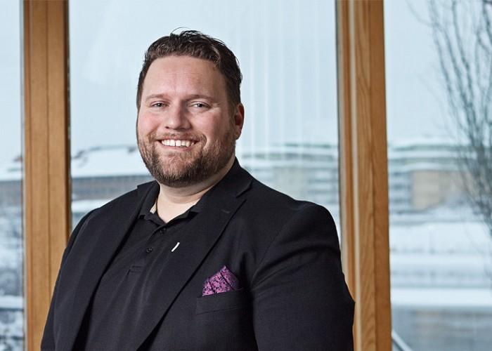 Snabbväxande företag fick Skellefteås vackraste utsikt