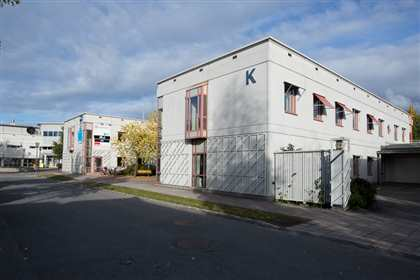 Teknologen hus K